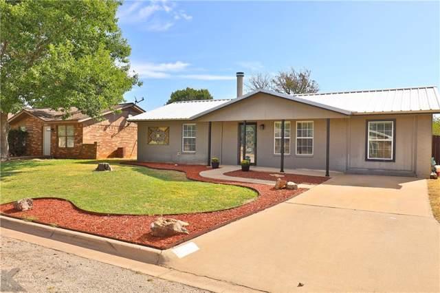 3609 Duke Lane, Abilene, TX 79602 (MLS #14179438) :: The Real Estate Station