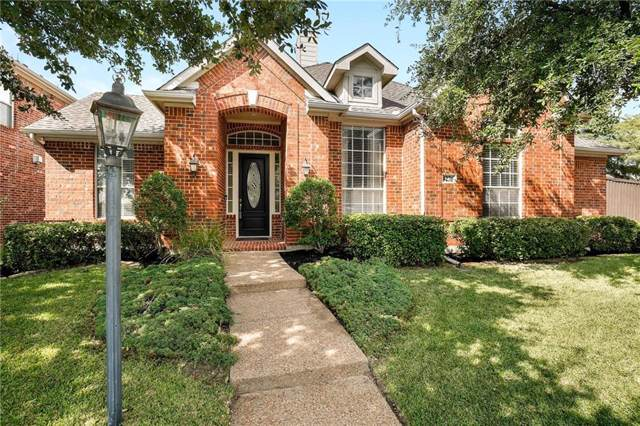 4276 Constitution Drive, Frisco, TX 75034 (MLS #14179456) :: The Heyl Group at Keller Williams