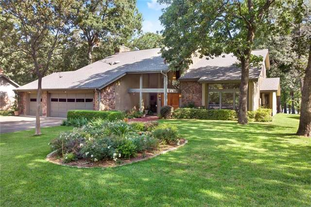 605 Private Road 5881, Yantis, TX 75497 (MLS #14179466) :: The Heyl Group at Keller Williams