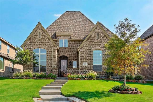 13576 Lamotte Court, Frisco, TX 75035 (MLS #14179494) :: Kimberly Davis & Associates
