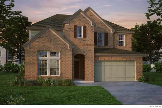 2403 High Bluff Drive, Mansfield, TX 76063 (MLS #14179516) :: The Tierny Jordan Network