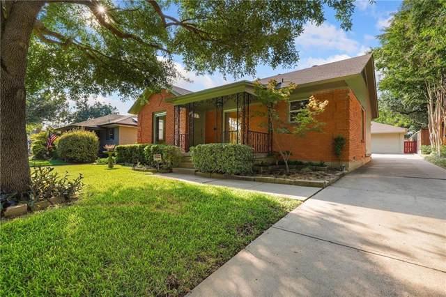 2614 W 10th Street, Dallas, TX 75211 (MLS #14179531) :: The Heyl Group at Keller Williams