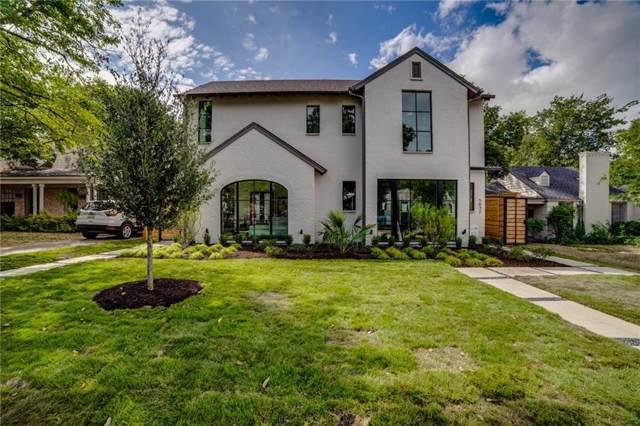 5634 Winton Street, Dallas, TX 75206 (MLS #14179540) :: HergGroup Dallas-Fort Worth