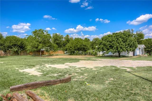544 W Felix Street, Fort Worth, TX 76115 (MLS #14179560) :: RE/MAX Town & Country