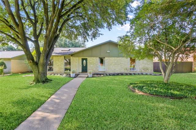 1208 Mossvine Drive, Plano, TX 75023 (MLS #14179565) :: All Cities Realty