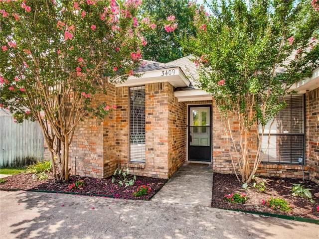 3409 Deep Valley Trail, Plano, TX 75023 (MLS #14179567) :: Hargrove Realty Group