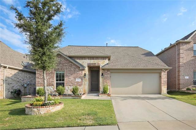 10716 Troutt Drive, Mckinney, TX 75072 (MLS #14179586) :: RE/MAX Town & Country