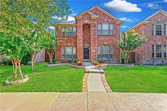 5405 Waterwood Court, The Colony, TX 75056 (MLS #14179589) :: Kimberly Davis & Associates