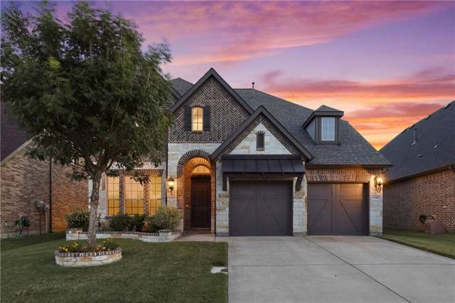 11405 Peppergrass Trail, Flower Mound, TX 76226 (MLS #14179597) :: The Real Estate Station