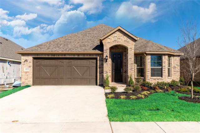 4168 Perch Drive, Forney, TX 75126 (MLS #14179603) :: The Heyl Group at Keller Williams