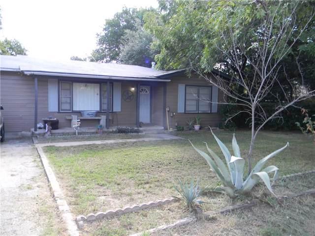 128 Westline Road, Azle, TX 76020 (MLS #14179605) :: The Chad Smith Team