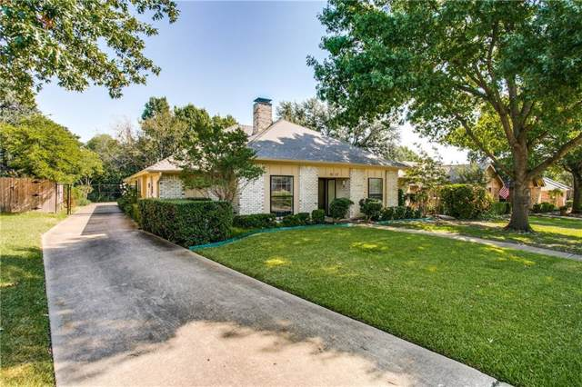 3117 Teakwood Lane, Plano, TX 75075 (MLS #14179622) :: Robbins Real Estate Group