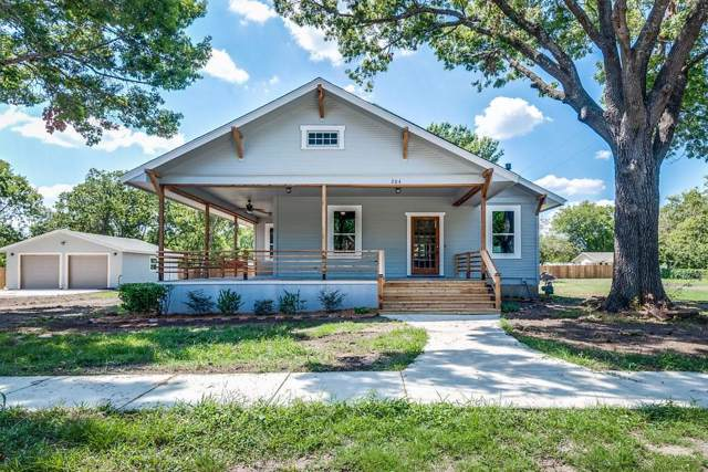 204 N Boston Street, Rice, TX 75155 (MLS #14179701) :: RE/MAX Town & Country