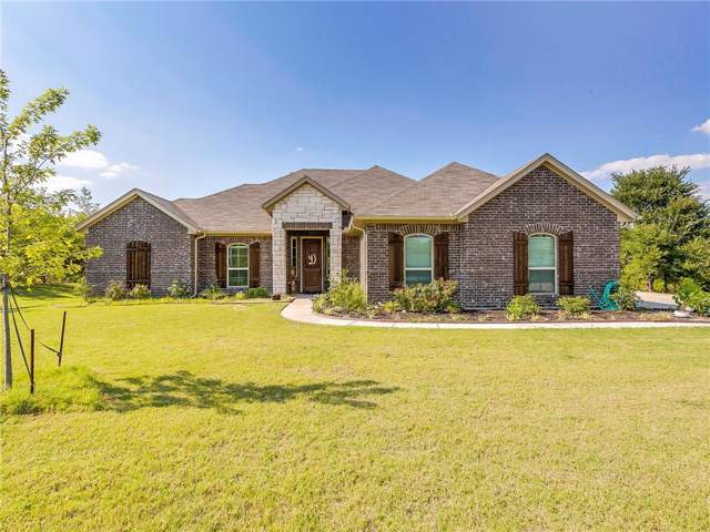 716 Mint Drive, Burleson, TX 76028 (MLS #14179754) :: The Chad Smith Team