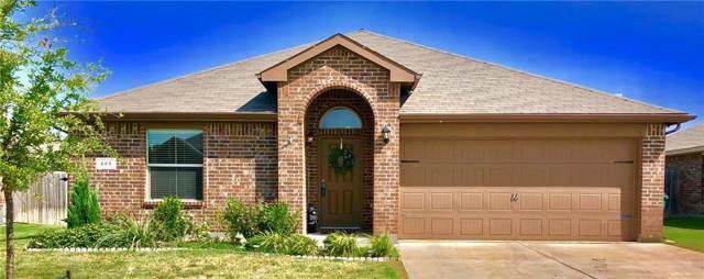 405 Citation Lane, Ponder, TX 76259 (MLS #14179797) :: Kimberly Davis & Associates