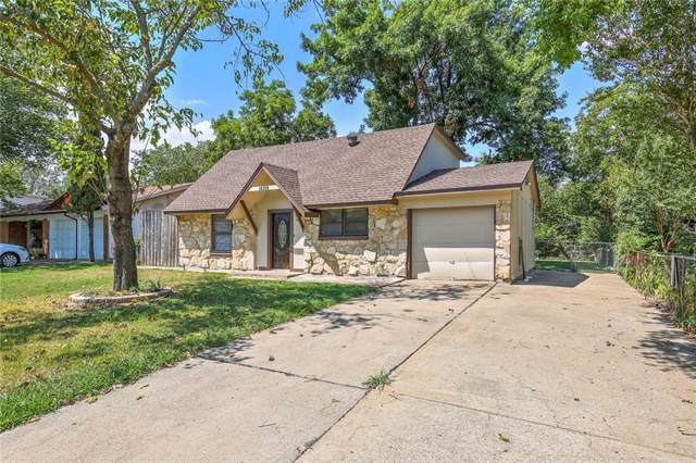 14109 Marsha Drive, Balch Springs, TX 75180 (MLS #14179802) :: The Heyl Group at Keller Williams