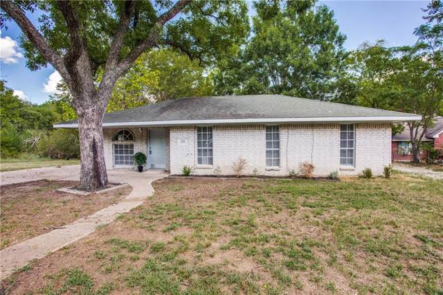211 Bradshaw Street, Terrell, TX 75160 (MLS #14179865) :: The Heyl Group at Keller Williams