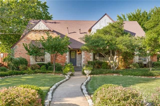 3665 Townsend Drive, Dallas, TX 75229 (MLS #14179878) :: Trinity Premier Properties