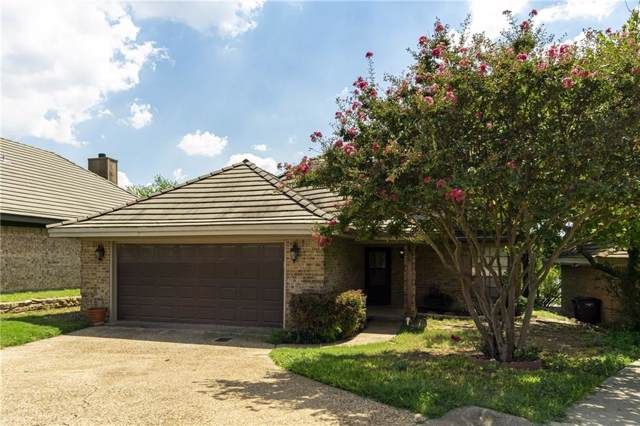 7109 Stonehaven Court, Fort Worth, TX 76179 (MLS #14179883) :: Kimberly Davis & Associates