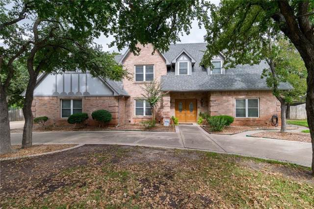 1005 Oakridge Court, Kennedale, TX 76060 (MLS #14179922) :: The Rhodes Team