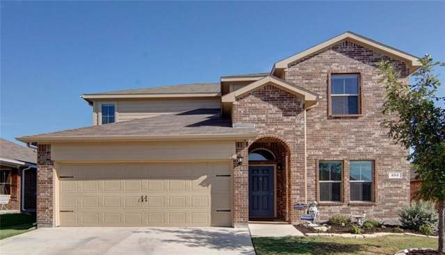 652 Creekview Drive, Azle, TX 76020 (MLS #14179977) :: RE/MAX Town & Country