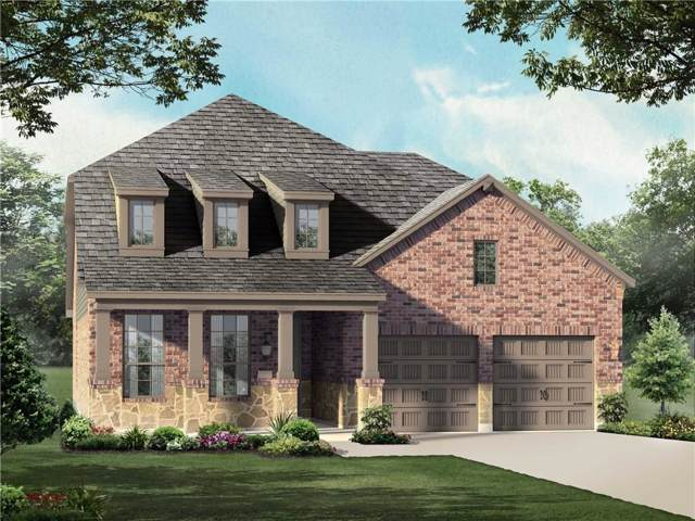 14812 Blakely, Aledo, TX 76008 (MLS #14180039) :: Potts Realty Group