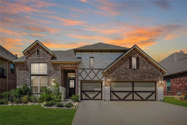 111 Magnolia Lane, Hickory Creek, TX 75065 (MLS #14180121) :: SubZero Realty