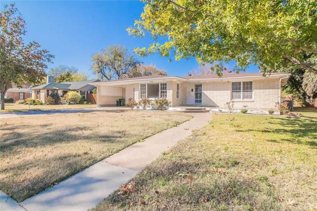 7049 Hardisty Street, Richland Hills, TX 76118 (MLS #14180129) :: RE/MAX Town & Country