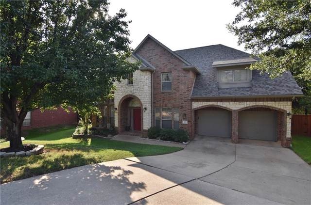 142 Whitney Drive, Hickory Creek, TX 75065 (MLS #14180154) :: The Good Home Team