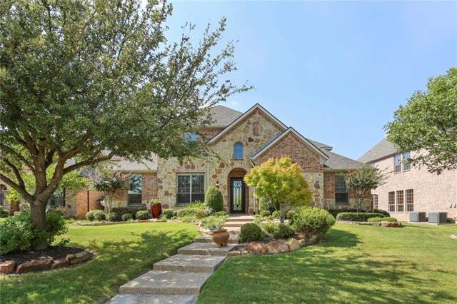 2324 Round Mountain Circle, Lewisville, TX 75056 (MLS #14180216) :: Real Estate By Design
