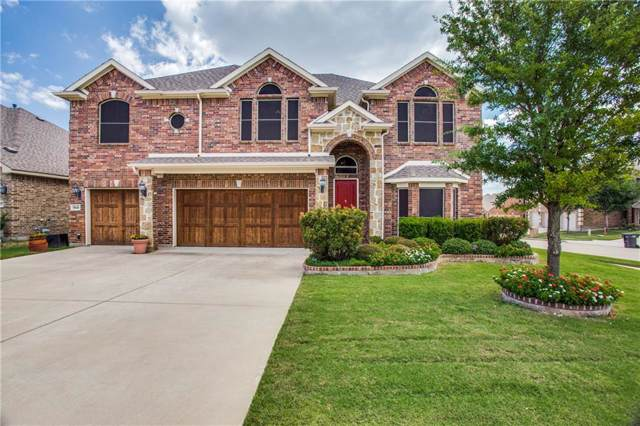 8641 Paper Birch Lane, Fort Worth, TX 76123 (MLS #14180224) :: The Real Estate Station
