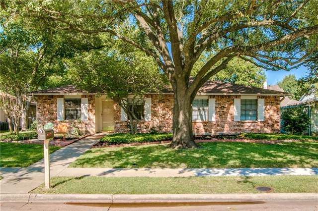 6637 Osage Trail, Plano, TX 75023 (MLS #14180271) :: The Good Home Team