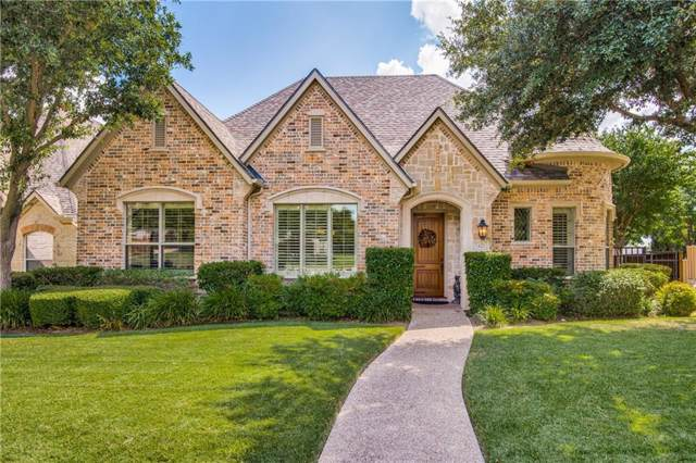 5425 Braemar Drive, Frisco, TX 75034 (MLS #14180273) :: The Real Estate Station