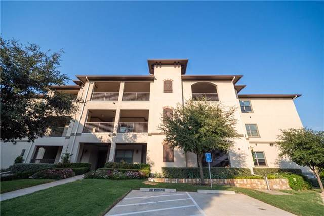 500 Waters Edge Drive #214, Lake Dallas, TX 75065 (MLS #14180279) :: The Hornburg Real Estate Group