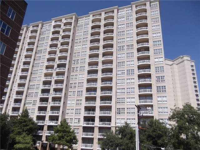 3225 Turtle Creek Boulevard #711, Dallas, TX 75219 (MLS #14180316) :: The Mitchell Group