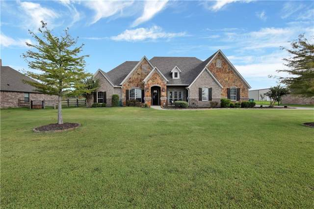 12025 Wild Bill Court, Newark, TX 76071 (MLS #14180338) :: The Heyl Group at Keller Williams