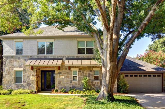 3901 Annels Court, Fort Worth, TX 76109 (MLS #14180356) :: The Heyl Group at Keller Williams