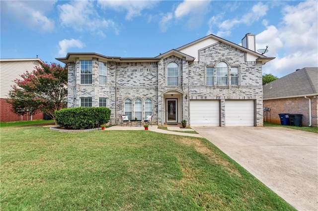 3105 Brookview Drive, Corinth, TX 76210 (MLS #14180374) :: Baldree Home Team