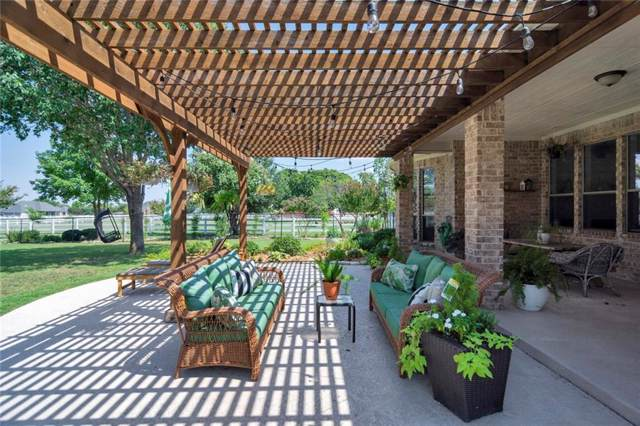 1836 Willow Springs Court, Haslet, TX 76052 (MLS #14180380) :: The Heyl Group at Keller Williams