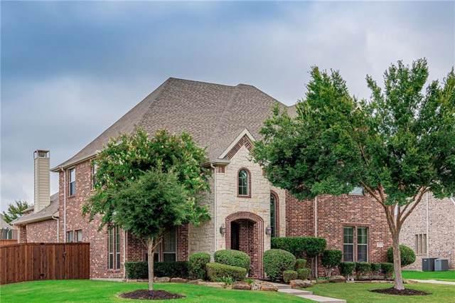 821 Buffalo Springs Drive, Prosper, TX 75078 (MLS #14180381) :: The Good Home Team