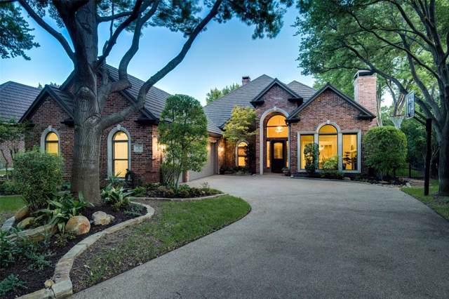 4 Savannah Court, Frisco, TX 75034 (MLS #14180399) :: The Good Home Team