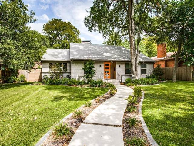 3442 S Franklin Street, Dallas, TX 75233 (MLS #14180444) :: Ann Carr Real Estate