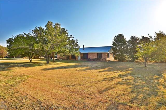 1220 Todd Trail, Abilene, TX 79602 (MLS #14180455) :: The Heyl Group at Keller Williams