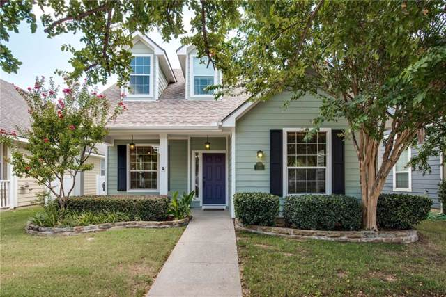 1720 Goodwin Drive, Aubrey, TX 76227 (MLS #14180477) :: Real Estate By Design