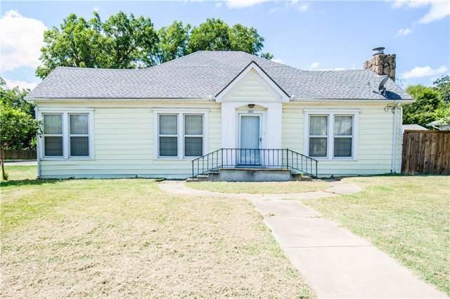 1501 N Preston Street, Ennis, TX 75119 (MLS #14180478) :: Lynn Wilson with Keller Williams DFW/Southlake