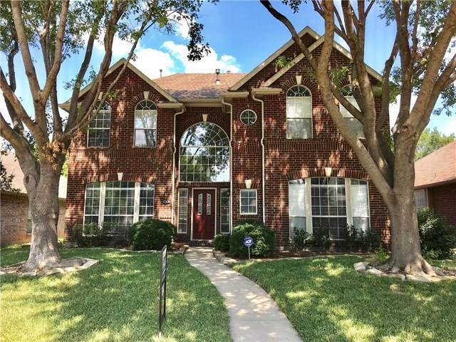 12406 Biloxi Drive, Frisco, TX 75035 (MLS #14180485) :: RE/MAX Town & Country