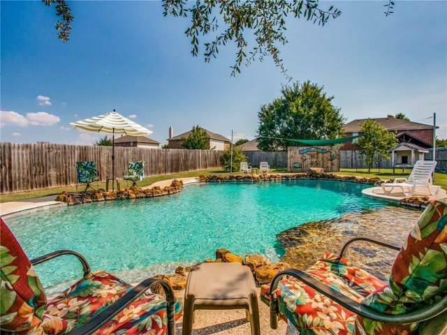 809 Bessemer Drive, Wylie, TX 75098 (MLS #14180498) :: Vibrant Real Estate