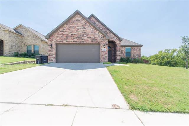 11321 Denet Creek Lane, Fort Worth, TX 76108 (MLS #14180501) :: RE/MAX Town & Country