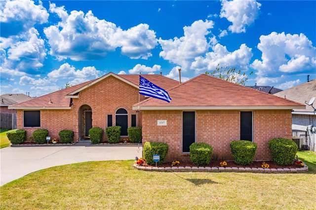 1217 Rio Verde Drive, Desoto, TX 75115 (MLS #14180517) :: The Real Estate Station