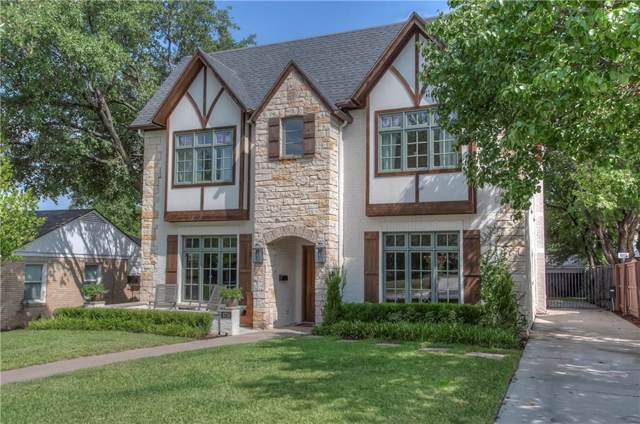 3774 W 4th Street, Fort Worth, TX 76107 (MLS #14180526) :: The Heyl Group at Keller Williams